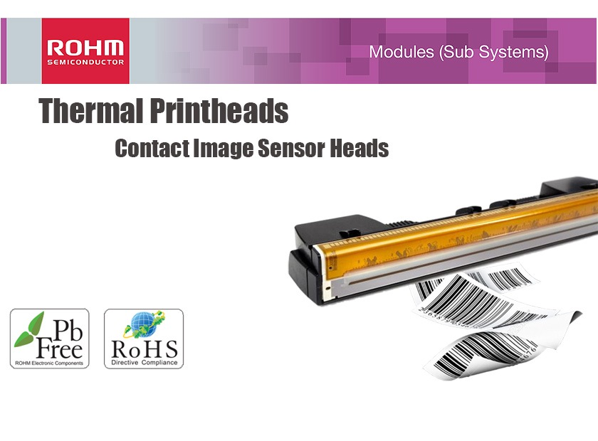 Thermal Printhead Lineup